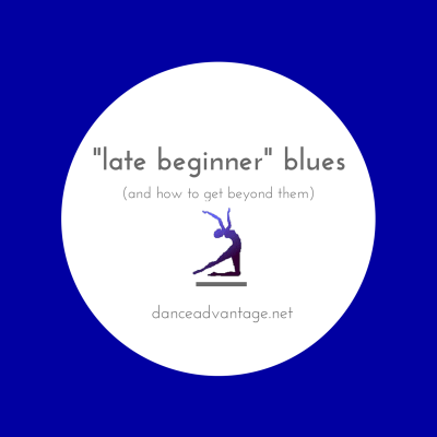 """Late Beginner"" Blues And How To Get Beyond Them"