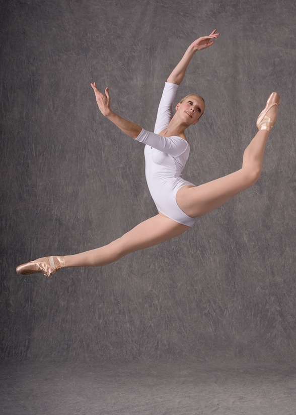 The Nutcracker At It's Corps With Apprentice, Madison Morris