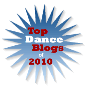 Vote Now For the Top Dance Blogs of 2010!