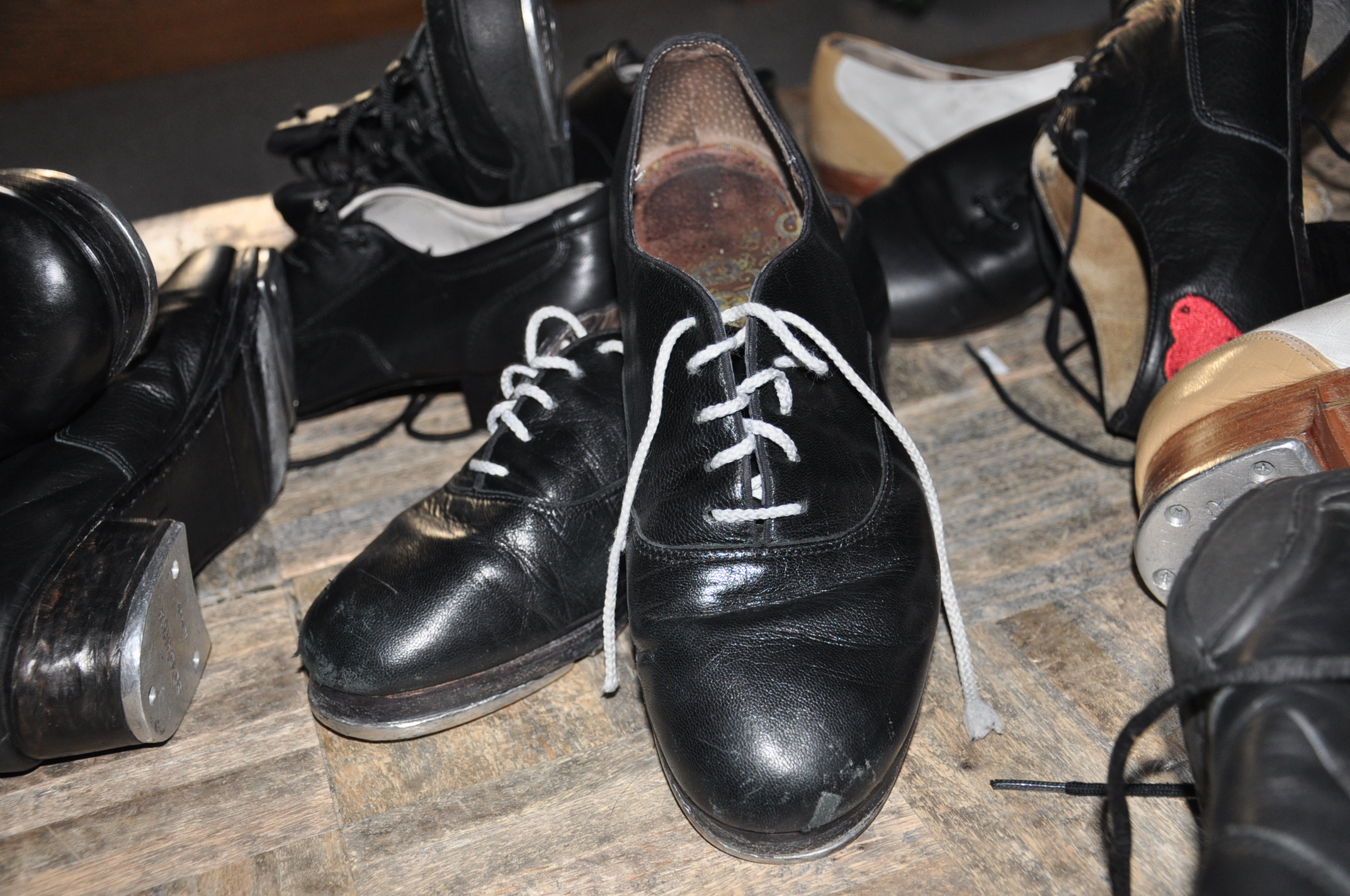 Tap Shoe Review: The Capezio K360 (Brazilian)