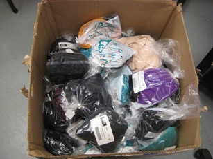 Costumes in Boxes