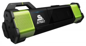 Not Your Daddy's Boombox: Pioneer STEEZ