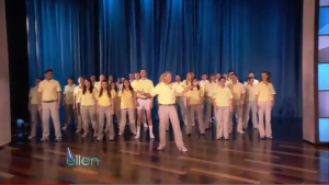 John Jacobson Shares Tips For Staging Your Own Flashmob