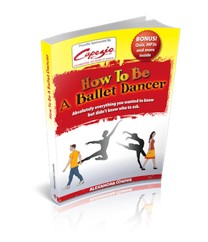 Cover of How To Be A Ballet Dancer