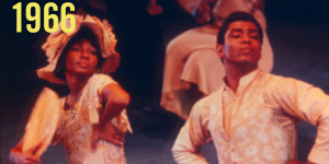 Alvin Ailey American Dance Theater: Then and Now