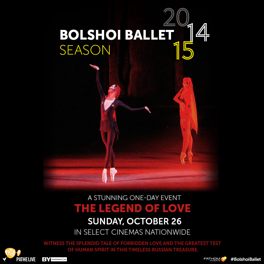 Ballet Primer: The Legend of Love