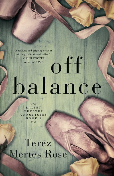 "Two Lives are ""Off Balance"" in Terez Mertes Rose's New Book"