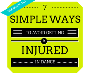 Avoiding Dance Injury-FREE