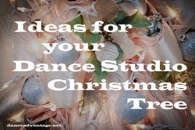 Christmas Tree Ideas For Your Dance Studio