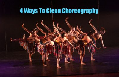 Cleaning Dance Choreography