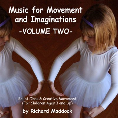 Review: Music For Movement and Imaginations Volume Two by Richard Maddock