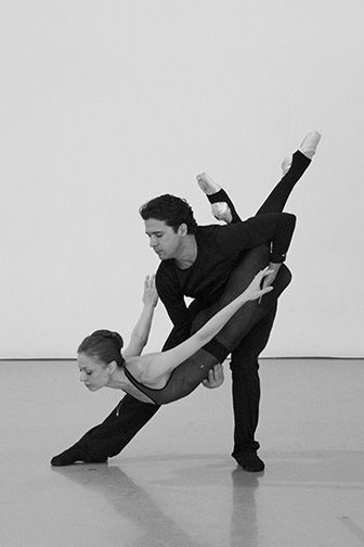 """Experiencing the Art of Pas de Deux"": Philosophical and Practical Guidance from the Pros"