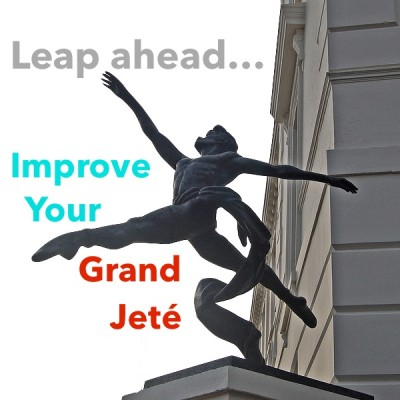 Leap ahead... Improve your Grand Jeté