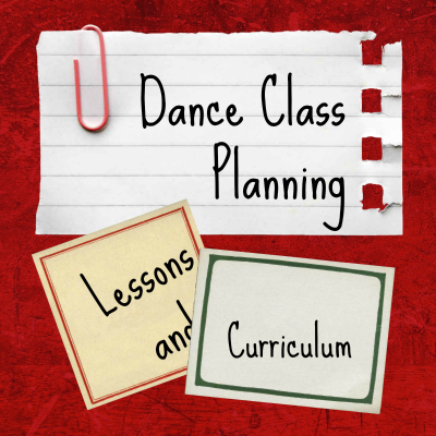 Lesson Planning in Dance: How to Plan with a Focus on Skills and ...