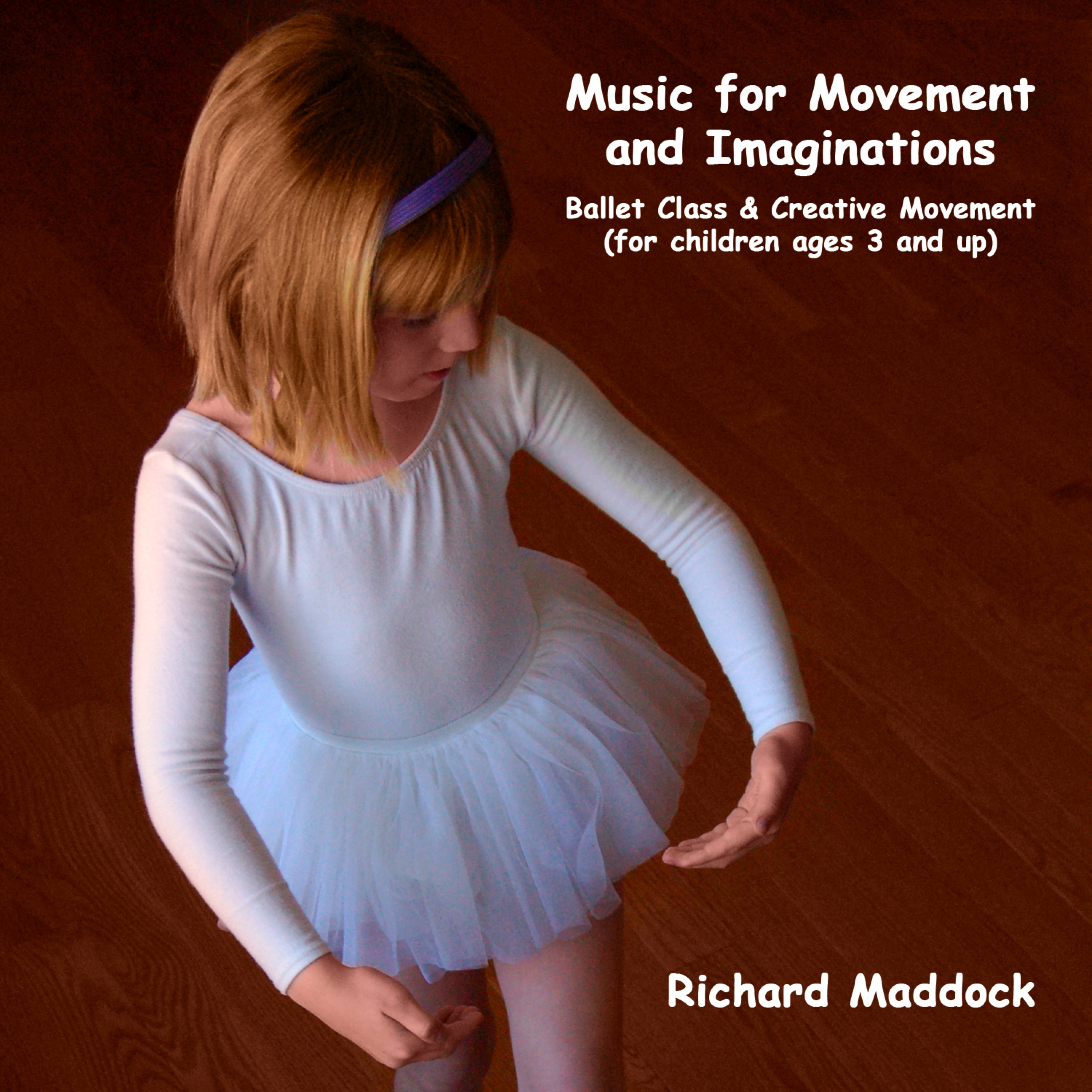 Richard Maddock Music — CD Review and Giveaway!