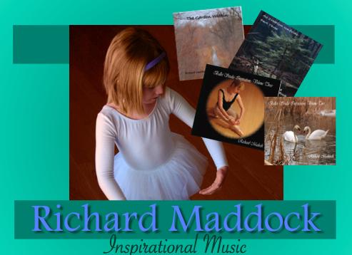 Giving Thanks Giveaway: Richard Maddock Music