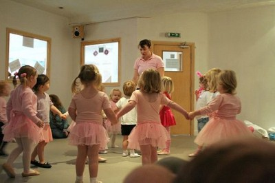 Help! My Child Doesn't Listen to the Dance Teacher!