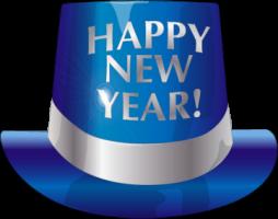 [image] Happy New Year hat [image]