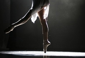 Sunday Snapshot: Chalk Dust Dancer