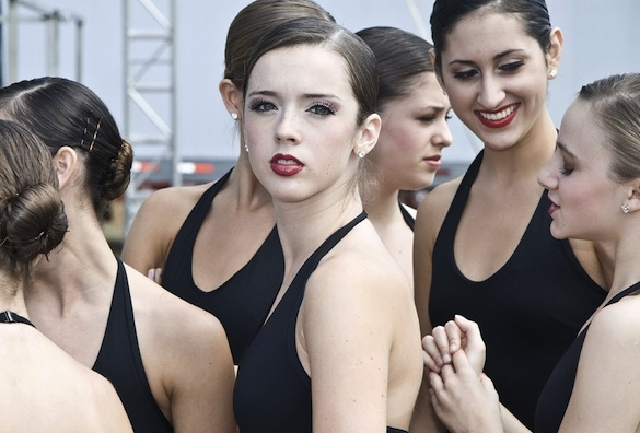gaggle-ballerinas