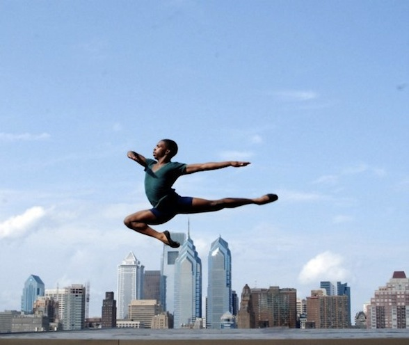 The Pressures And Challenges For Young Male Dancers