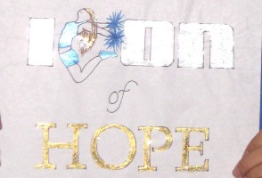 ICON of Hope Project: Submit Your Drawing