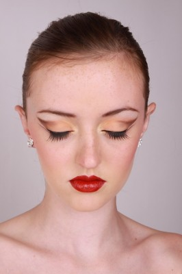 How-to: Ballet Eye Makeup Made Easy