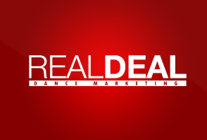 Real Deal Dance Marketing logo