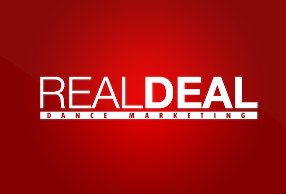 Real Deal Dance Marketing logo