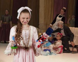 Preparing Little Dancers For The World of Clara and Beyond