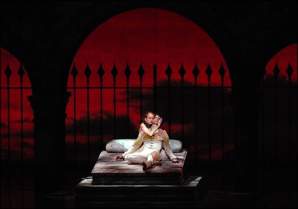 Sunday Snapshot: Juliet and her Romeo