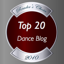 Congratulations to the Top Dance Blogs of 2010!