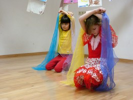 Convincing Parents to Value the Creative Dance Process