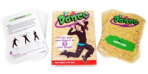 IMAGE 1-2-3 Dance: Interactive Hip Hop choreography kit. IMAGE