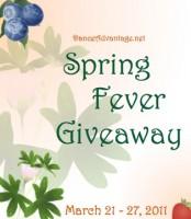 IMAGE DanceAdvantage.net Spring Fever Giveaway -- March 21-27, 2011 IMAGE