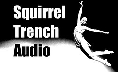 Spring Fever Giveaway 2011: Squirrel Trench Audio Editing