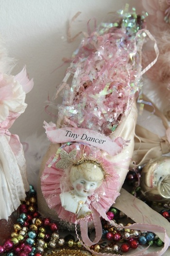 IMAGE Turn old pointe shoes into works of art IMAGE