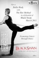 IMAGE The Bar Method partners with Twentieth Century Fox to promote the release of Black Swan to DVD and Blu-Ray IMAGE
