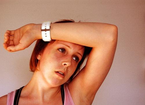 Help! I Sweat A LOT In Dance Class!