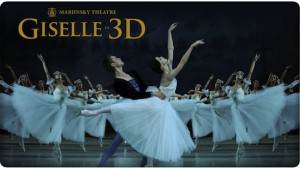 Giselle in 3D