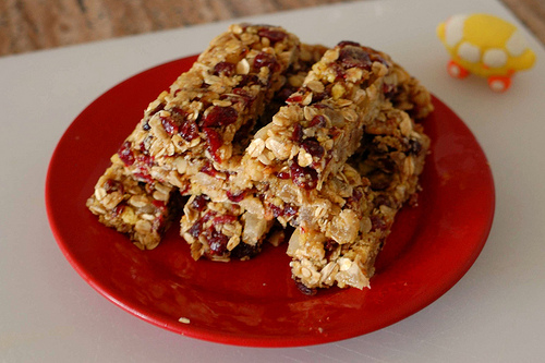 Nutrition On The Move: Power Bar Junkies