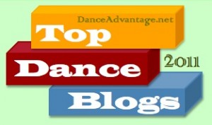 IMAGE Top Dance Blogs 2011 Logo IMAGE