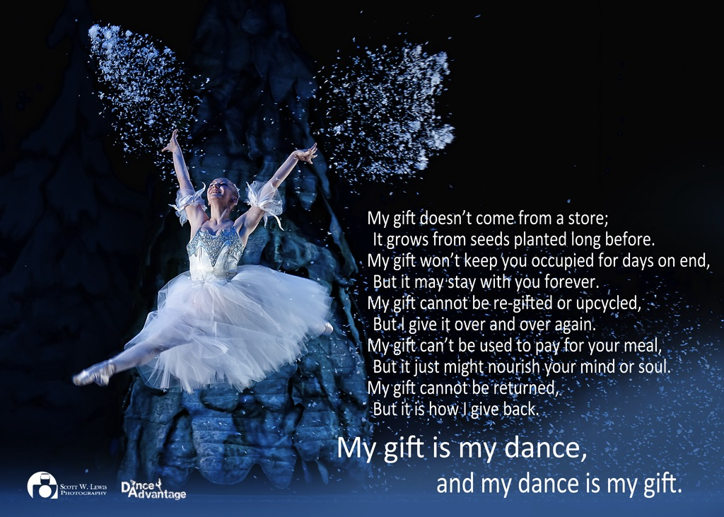 IMAGE My dance is my gift.... (click to read poem) IMAGE
