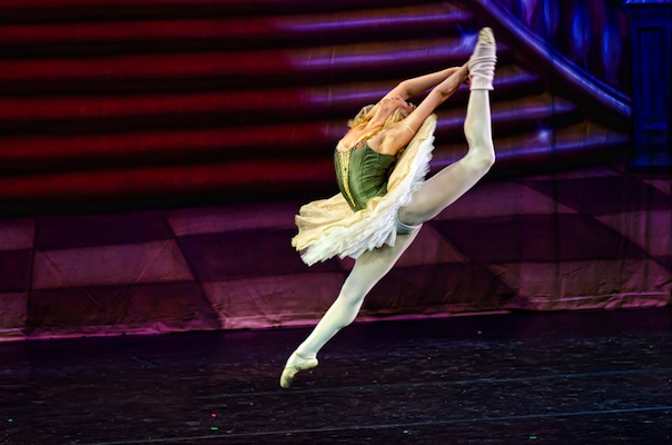 IMAGE Paquita - Salt Creek Ballet; Photography by Scott W. Lewis IMAGE