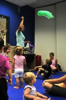 Leading Adults Through Toddler Dance Class: Part 2