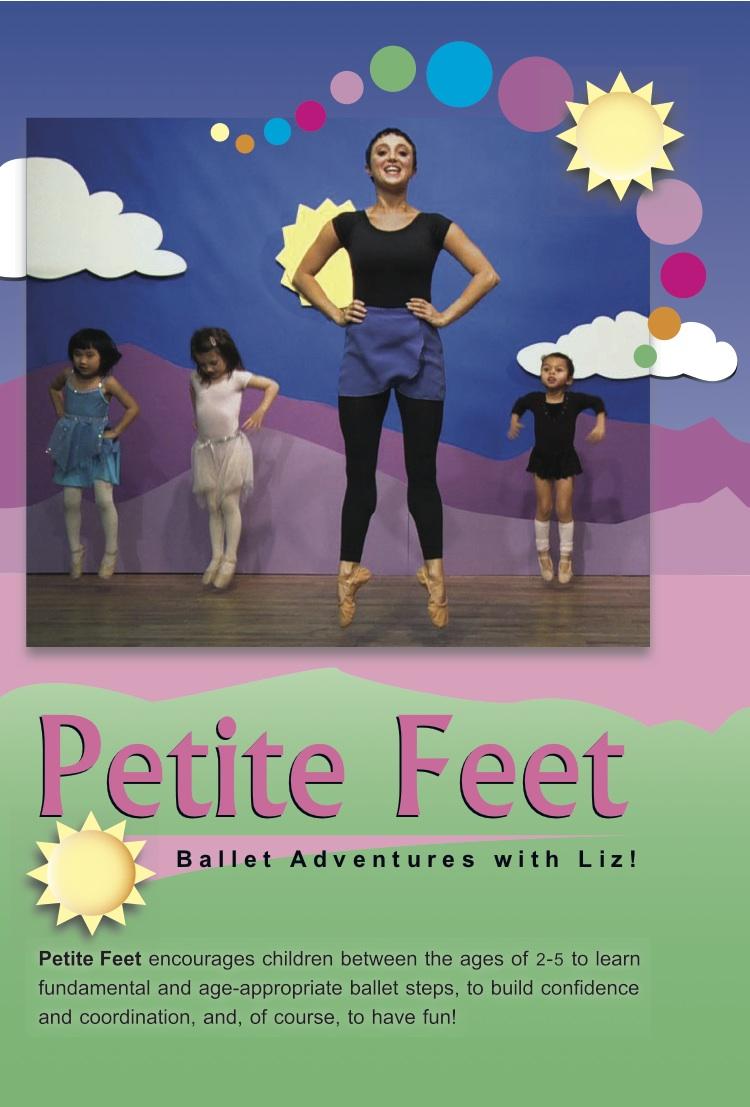 A Ballet DVD For Petite Feet