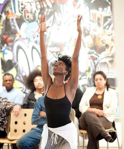How To Build African-American Audiences for Dance