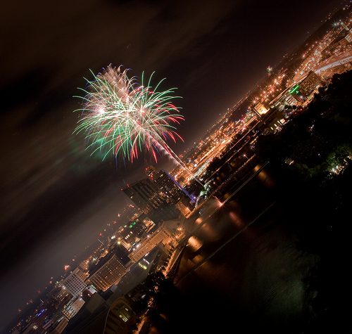 Fireworks, Parades, and Independence