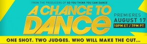 A Chance To Dance premieres August 17