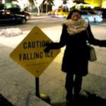 Falling Ice?